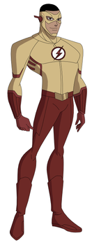 DCAU/CW: Kid Flash by AMTModollas