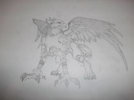 griffin by s0ulr3ap3r22