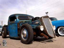 Truckin Ford Blues by Swanee3