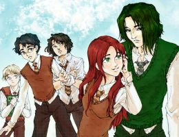What Could Have Been by Severus-Snape-Club