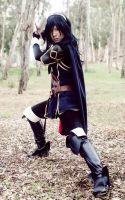 Fire Emblem Lucina by briancalilung