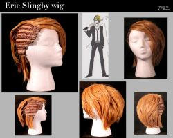 Eric Slingby Wig by UniqueNotFreak