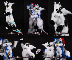 Official CFG 2015 photos - Pixel the Angel Dragon by TrelDaWolf