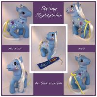 Styling Nightglider by Unicornucopia