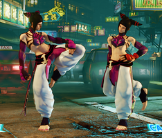 Juri Sf4 by xHECZx