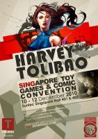 Singapore TGC Convention by harveytolibao