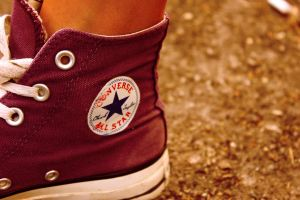 Converse what else? by iRONiiC