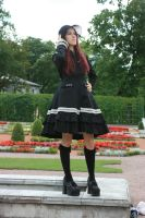 Gothic Lolita 26 by Kechake-stock