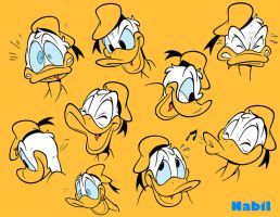 donalduck..ink by nabillll