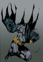 Batman by Mariah Benes by Blindman-CB