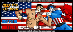 AT4W: Captain America by MTC-Studios
