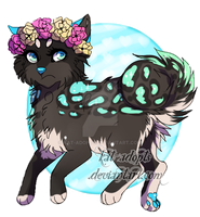 [CLOSED] Canine adoptable by kat-adopts