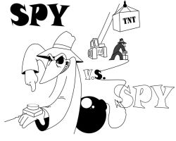 Spy VS Spy by ShellShock92