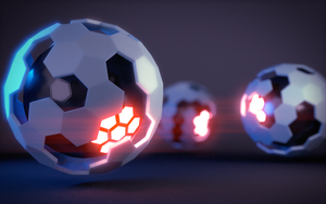 Hex Orbs by recondroid
