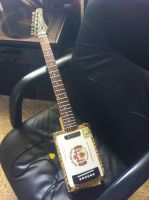 Cigar Box Guitar by JoeySCOMA
