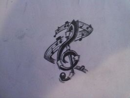 the tattoo and design i did by str8twisted13x