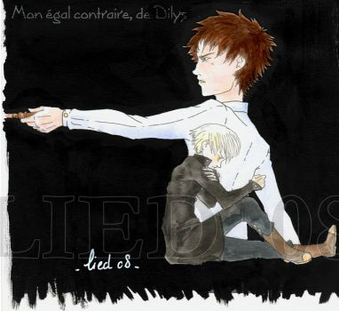 Noir comme Blanc by lied