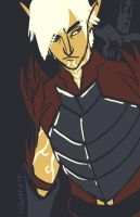 Color Palette Meme: Fenris by Gone-Batty