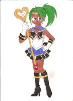 Contest: Sailor Pluto by animequeen20012003