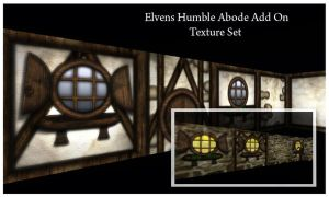 Elven Humble Abode 2 by roseenglish