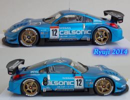 Calsonic Z 02 by celsoryuji