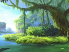 Rain Forest Part03 by Claire-Liu