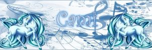 Ice Blue (Banner) by CamiDeadlyRose