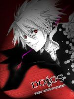 Dogs Bullets and Carnage chara by yumeyu