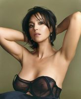 Monica Bellucci O2 HD by ockre