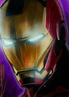 IRON MAN by RandySiplon