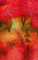 Red Forest by ShintaRee