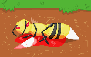 Beedrill Nuzlocked by Lion-Oh-Day