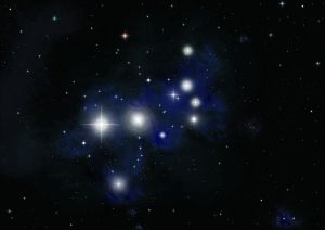 The Pleiades-The Seven Sisters