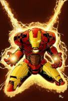 I AM IRON MAN in COLOR by Ejay32