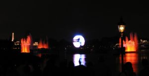 Epcot Illuminations Stock 12 by AreteStock