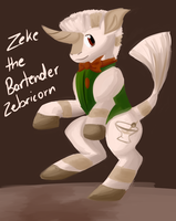 Zeke ^_^ by eeveelution-lover
