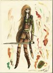 Viking Girl by Joy-Pedler