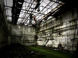 Orford Ness Laboratory by michael-brown