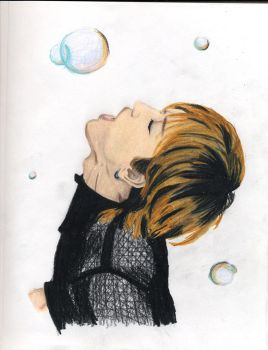 gackt bubble by cinnamonmints