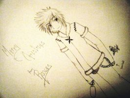 Roxas --- slightly edited by Chibi-Kibo