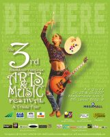 3rd Arts and Music Festival by popazrael