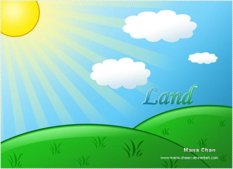 Land.. by mana-chaan