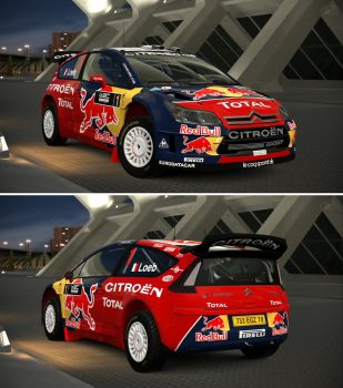 Citroen by gt6 garage on deviantart for Garage citroen c4