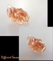 Oregon Sunstone Carving by jessa1155
