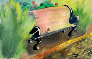 Bench by MWaters