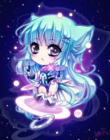 Chibi Eos - dark version by KishiShiotani