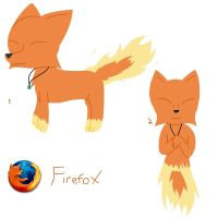 FireFox? by 5penguins