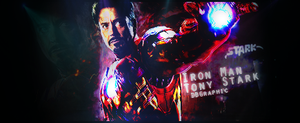 Tony Stark Signature by DeathB00K
