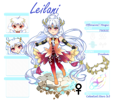 MS Leilani Stage 3 by vixiebee