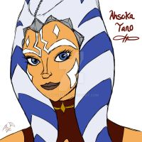 New Ahsoka ID by a friend by fmagirl17